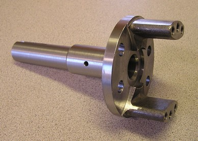 Gear box output shaft