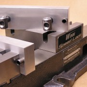 "Quick change jaws will fit any 6"" Kurt Vise"
