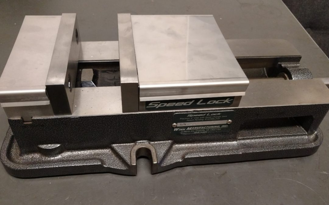 Winn Speed Lock Vise Introduces New Protective Covers