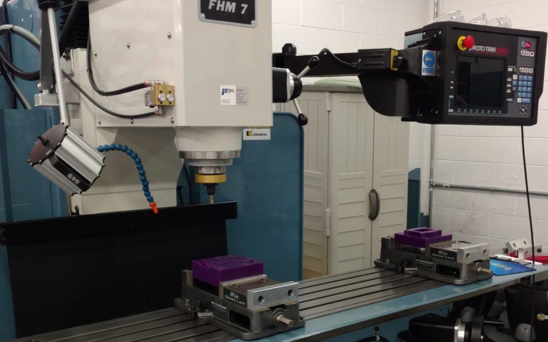 Winn Speed Lock Demo at Southwestern Industries Open House