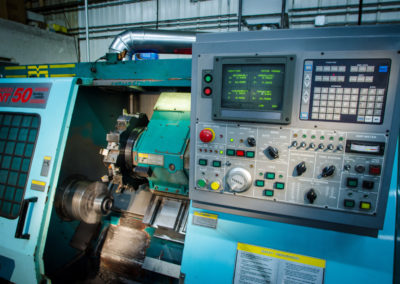 "Methods Slant 50 10"" CNC Lathe"