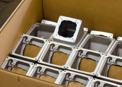 CNC Machined Aluminum sand casting