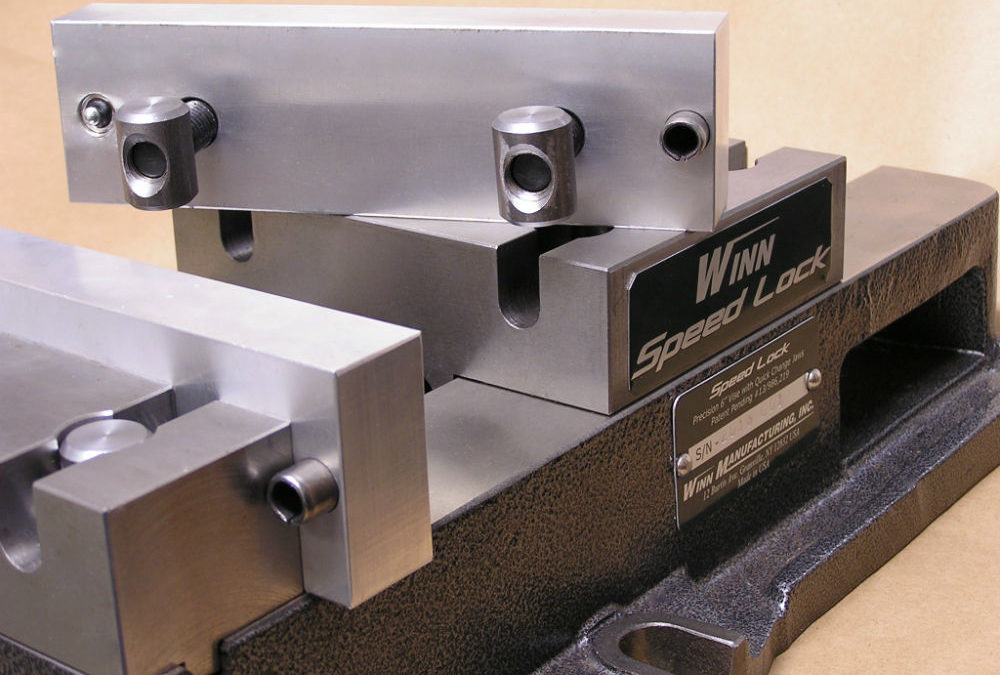 Cost comparison of Winn Speed Lock Vise to Kurt Vise