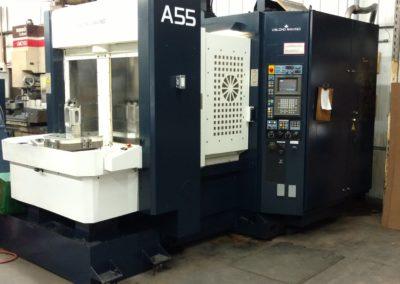 Makino A55 Horizontal CNC machining center