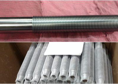 2-3/8 diameter 1141 steel shaft