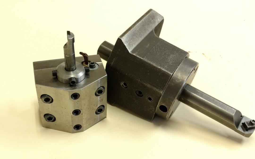 CNC Tool Changes