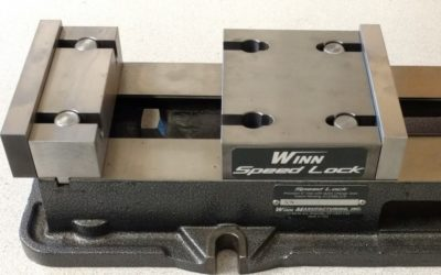 The Best Milling Vise for CNC Machine Shops